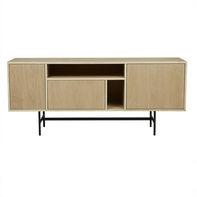 Boxes Sideboard Light Oak