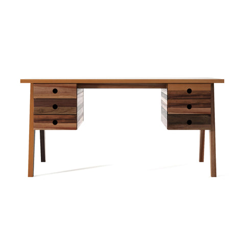 Karpenter Brooklyn Desk 6 Drawers