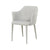 Carter Dining Chair Cool Grey Fabric