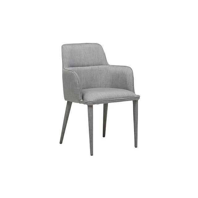 Charlie Dining Armchair Cool Grey