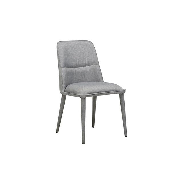 Cool Grey Charlie Dining Chair