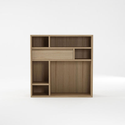Karpenter Circa17 Cupboard Combo 1 Oak