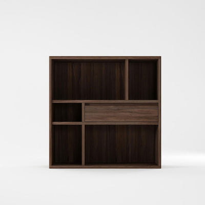 Karpenter Circa17 Cupboard Combo 2 Walnut