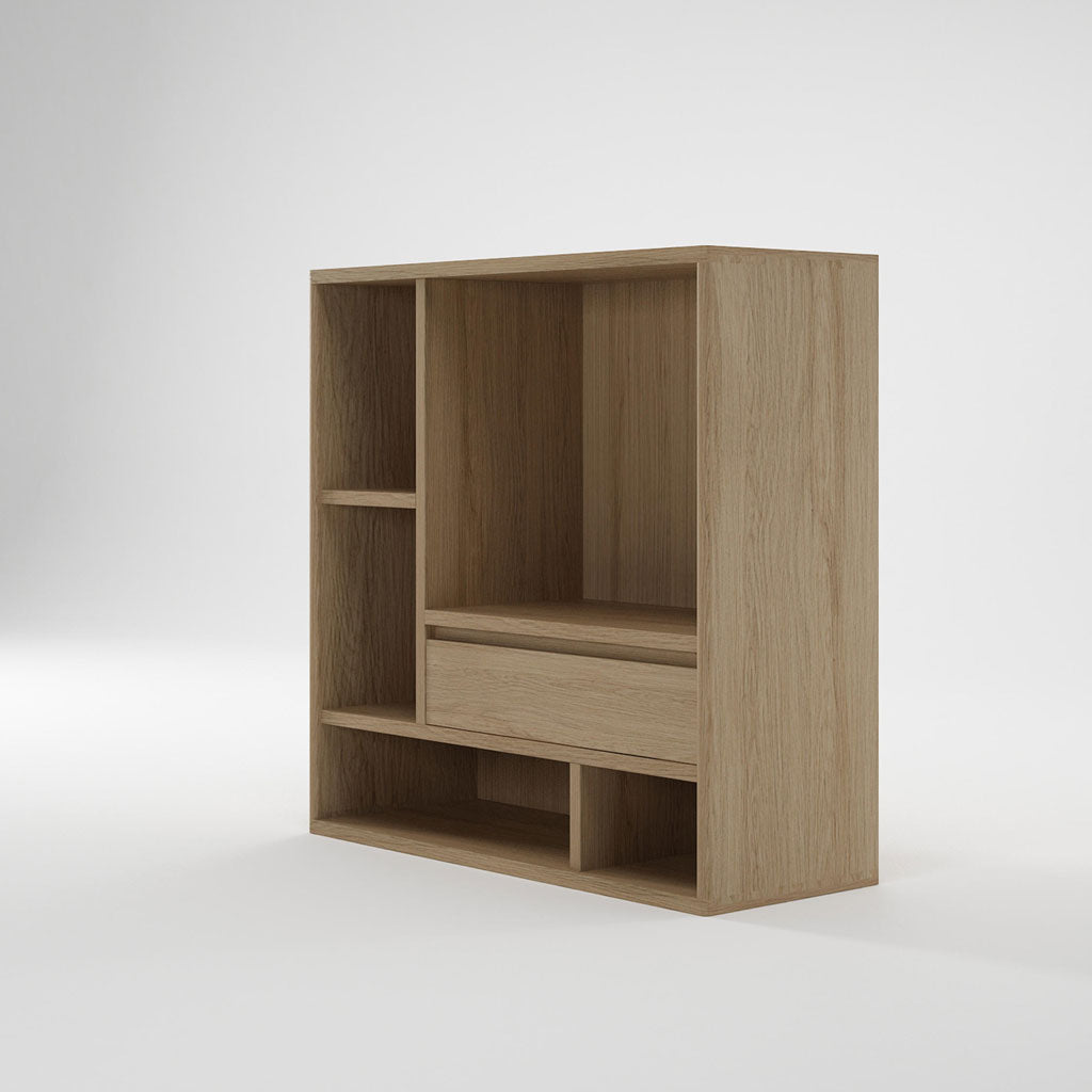 Karpenter Circa17 Cupboard Combo 3 Oak