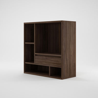 Karpenter Circa17 Cupboard Combo 3 Walnut