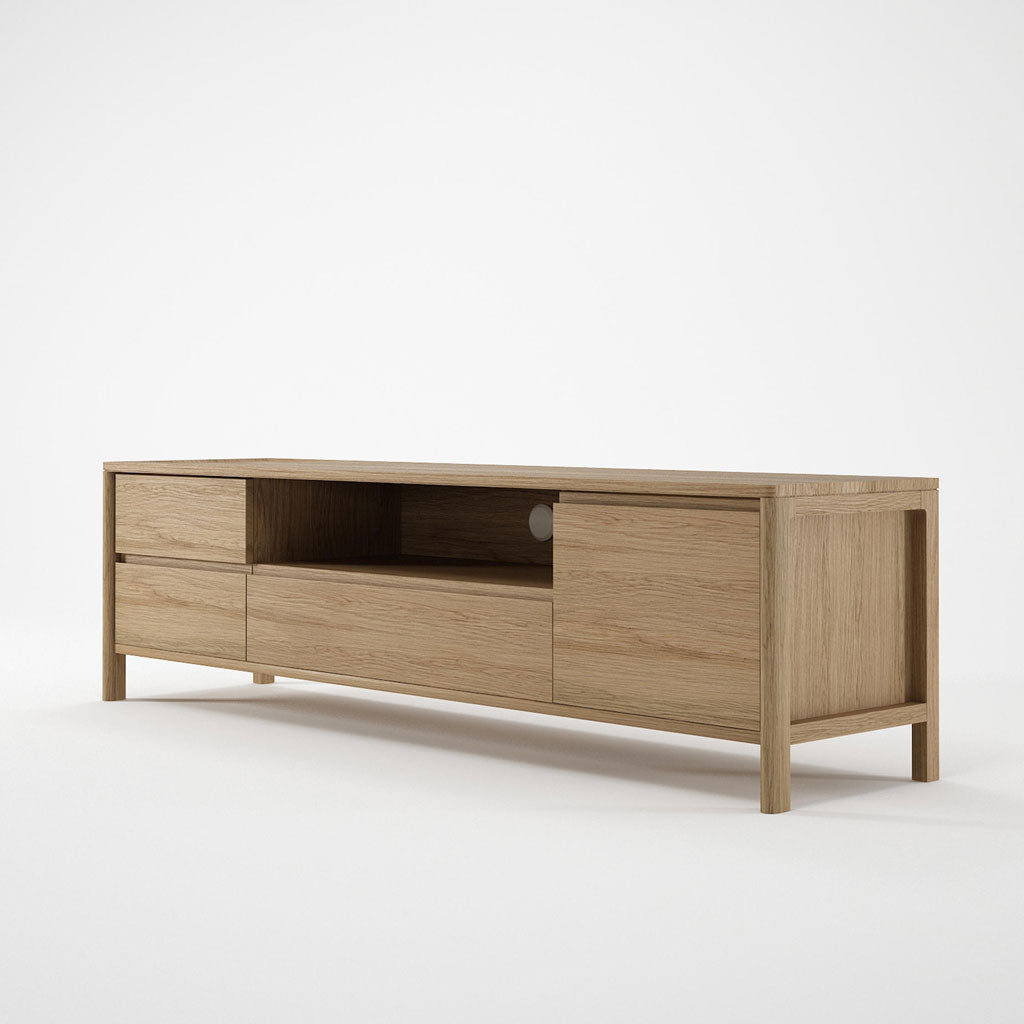 Karpenter Circa17 Media Cabinet Oak