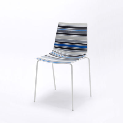 Blue/Grey Stripe