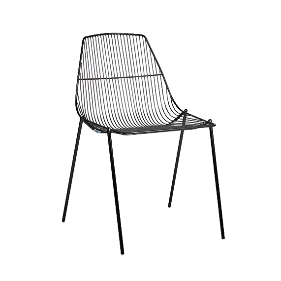 Contour Chair Black