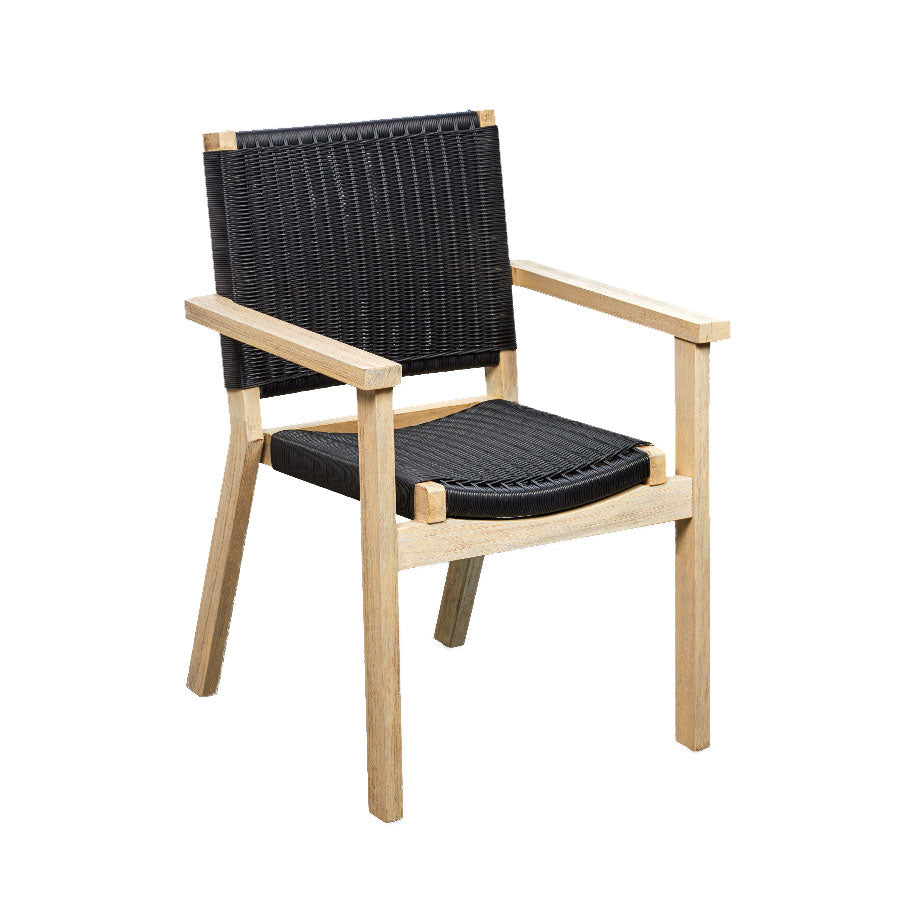 Corfu Outdoor Dining Chair | Parker Boyd Outdoor Furniture