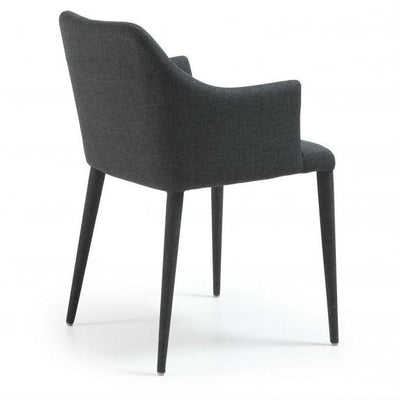 Danai Armchair in Dark Grey