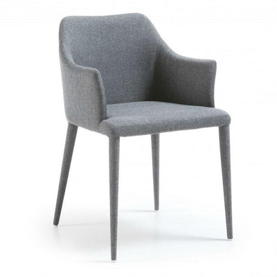 Danai Armchair in Light Grey