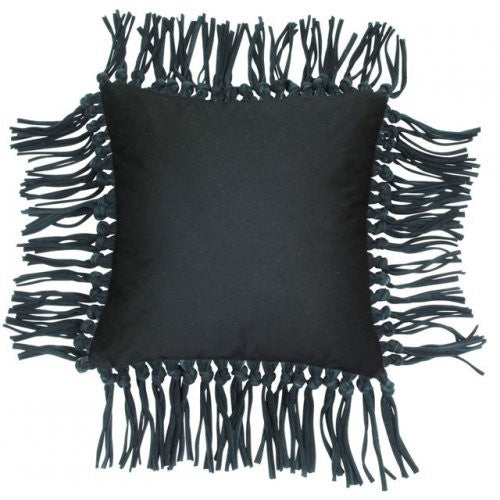 Denna Cushion Black