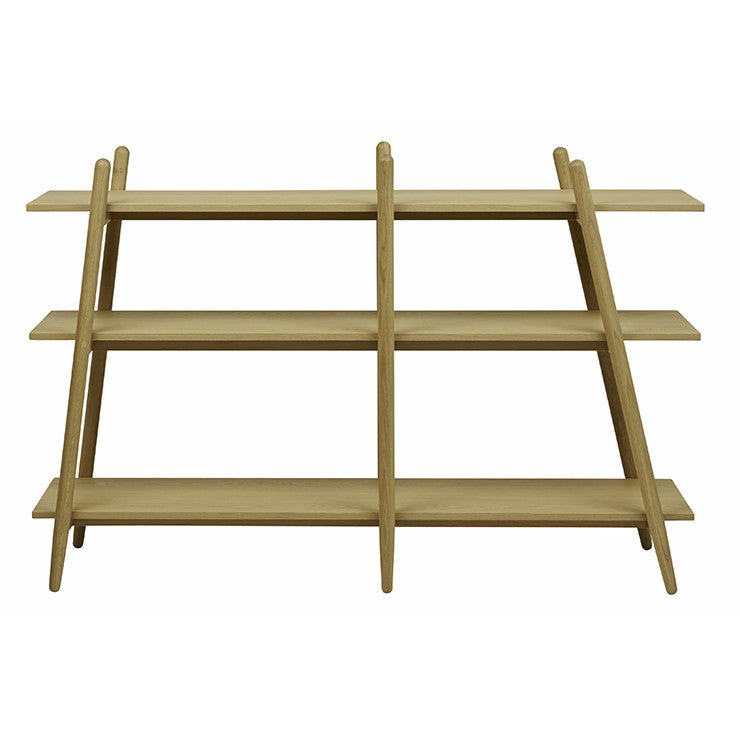 Duo Low Shelf