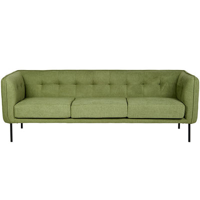Eadie Sofa | Olive | Space to Create