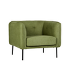 Eadie Armchair in Olive