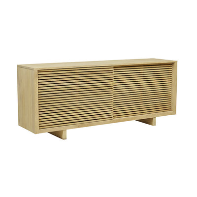 Globewest Finn Sideboard in Natural Oak