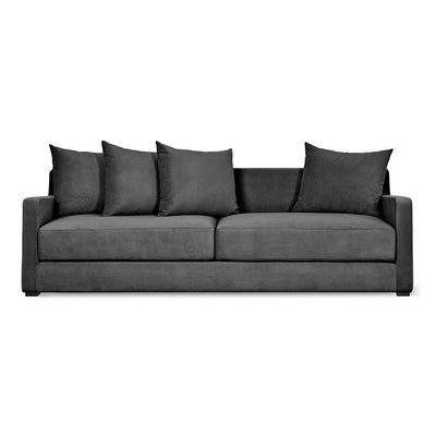 Gus Flipside Sofabed in Velvet Mercury | Gus Modern Furniture