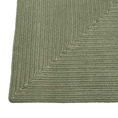 Granada Handwoven Rug in Light Green