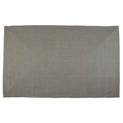 Granada Handwoven Rug in Light Grey
