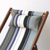 Deckchair Head Cushion - Rue Du Bac Gris