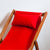 Deckchair Head Cushion -  Sunbrella Plain Sling