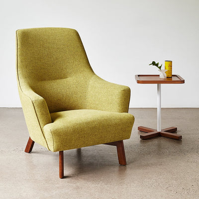 Gus Modern Furniture Hilary Chair - Bayview Dandelion
