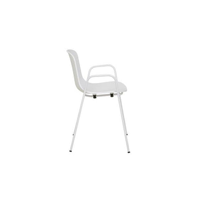 Holi Dining Armchair White