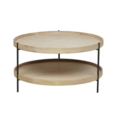 Humla Coffee Table in Light Oak