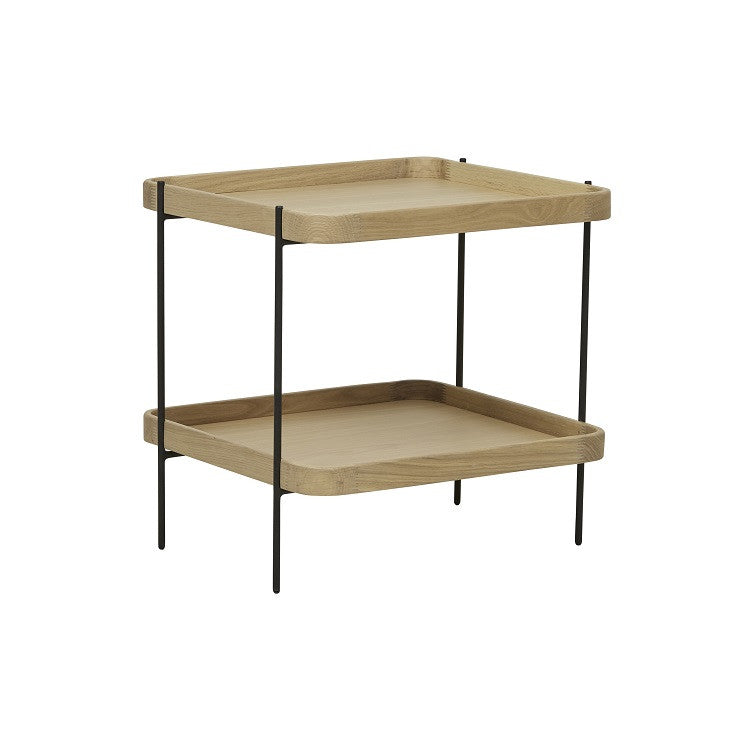 Humla Rectangular Side Table