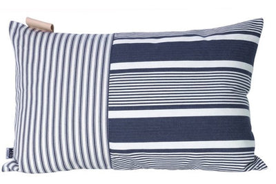 Ines Rectangle Cushion Indigo