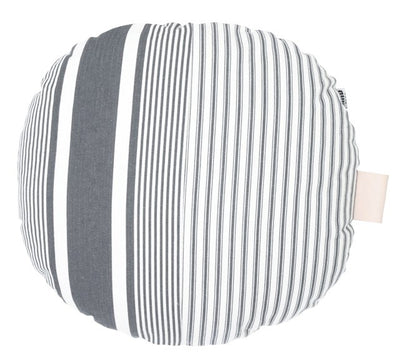 Ines Round Cushion Grey
