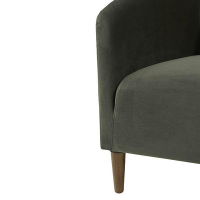 Juno Edward 3 Seater Sofa Velvet