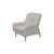 Juno Malmo Sofa Chair in Cool Grey