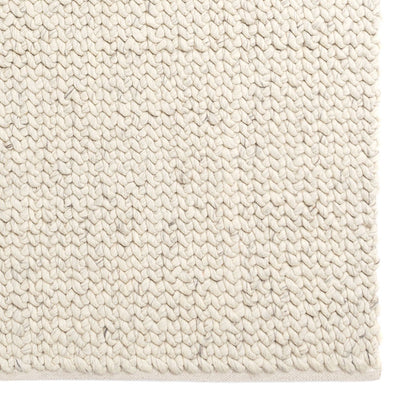 Knoll Rug in Ivory by Tribe Home