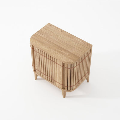 Koppar Side Table