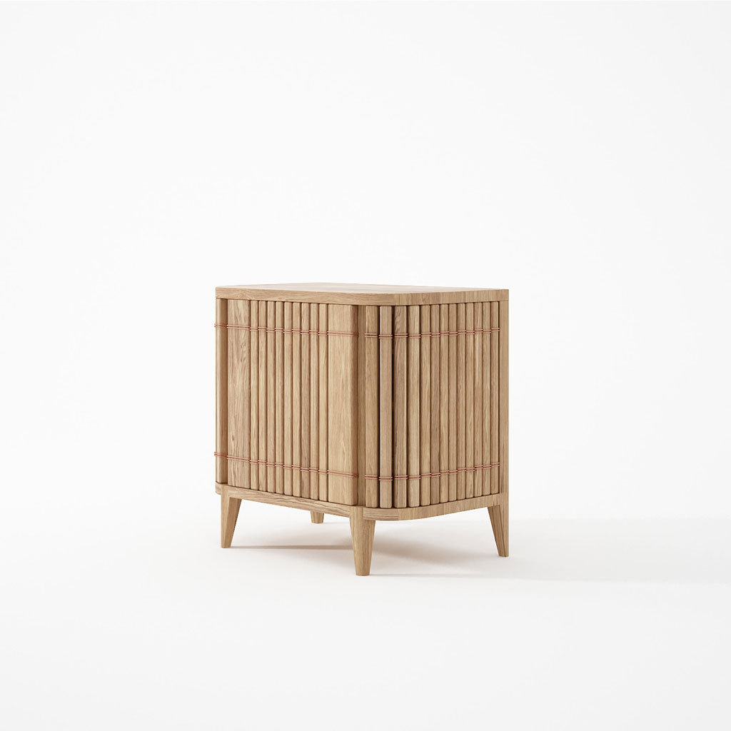 Karpenter Koppar Side Table