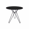 Linear Cafe Table Black