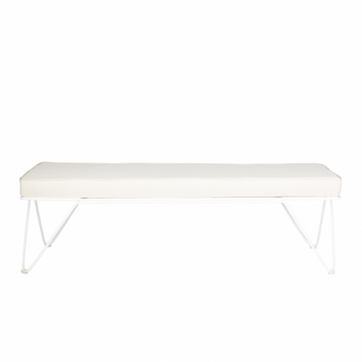 Loop Bench White