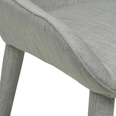 Marcus Dining Armchair in Cool Grey