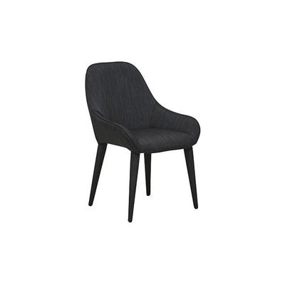 Marcus Dining Armchair in Slate Grey