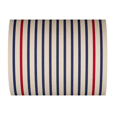 Basic Deckchair with Cotton Sling - Marin Ecru Marine