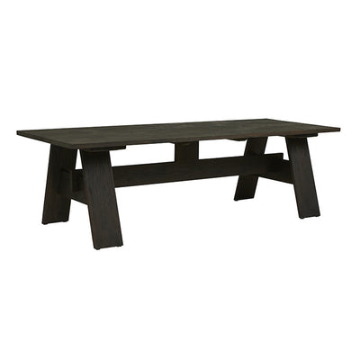 Globewest Marina Dining Table in Ebony