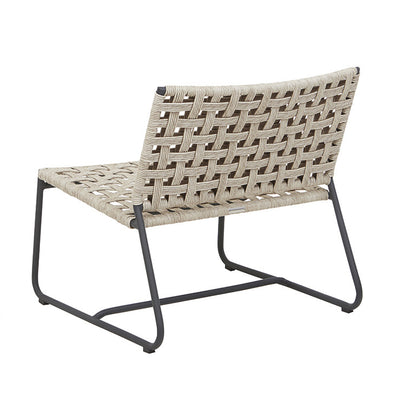 Globewest Marina Square Occasional Chair in Shell