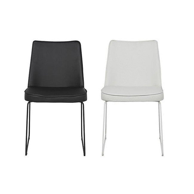 Marni Dining Chair Powder Coated Frame