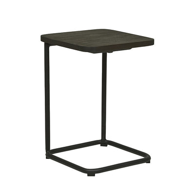 Mauritius Side Table in Ebony