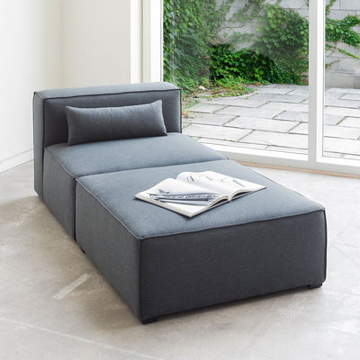 Gus Modern Furniture Mix Ottoman - Berkeley Shield