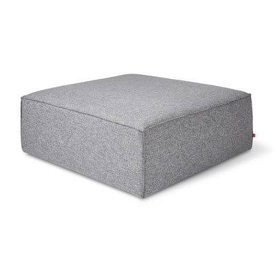 Gus Modern Furniture Mix Ottoman - Parliament Stone