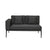 Montego 2 Seat Left Arm Sofa