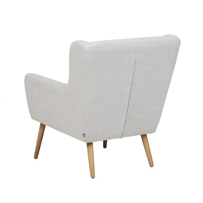 Nelly Chair in Dove