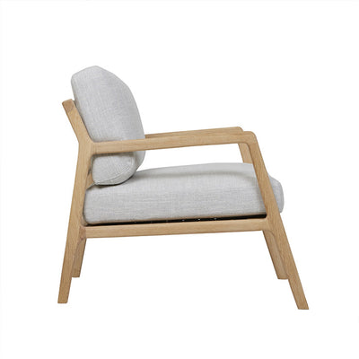 Sketch Nysse Chair - Dove/Oak